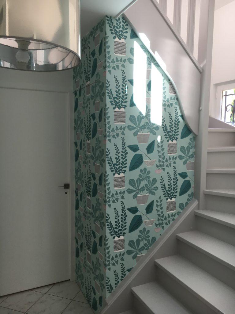 Rénovation escalier Sens 89