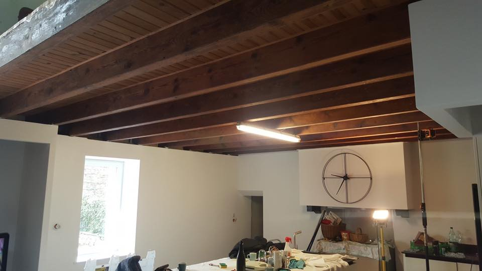 Plafond tendu Sens 89